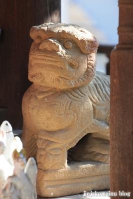 勝利八幡神社(世田谷区桜上水)17