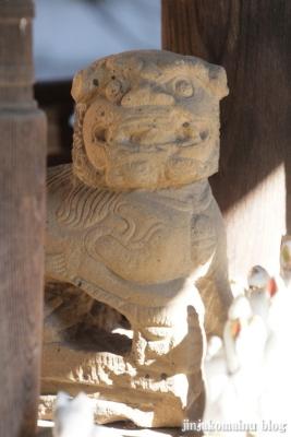 勝利八幡神社(世田谷区桜上水)18