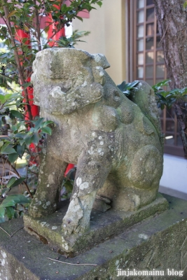 勝利八幡神社(世田谷区桜上水)21