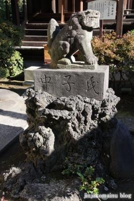 勝利八幡神社(世田谷区桜上水)24