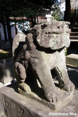 勝利八幡神社(世田谷区桜上水)25