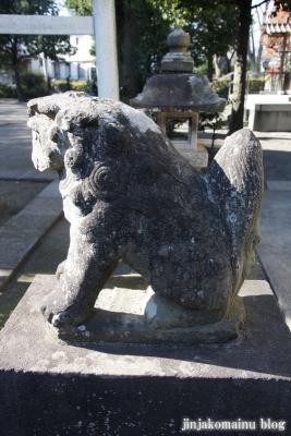 勝利八幡神社(世田谷区桜上水)26