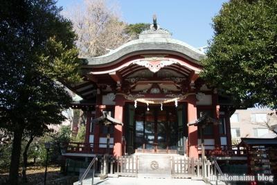 勝利八幡神社(世田谷区桜上水)7