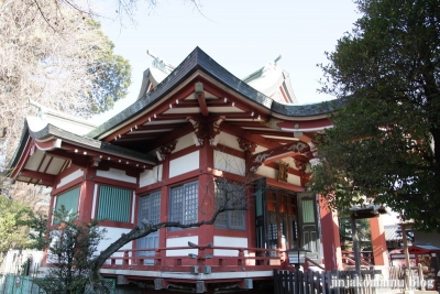 勝利八幡神社(世田谷区桜上水)8