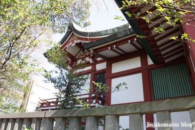 勝利八幡神社(世田谷区桜上水)9