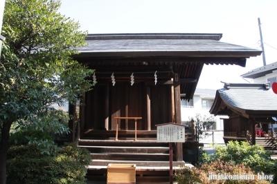 勝利八幡神社(世田谷区桜上水)19