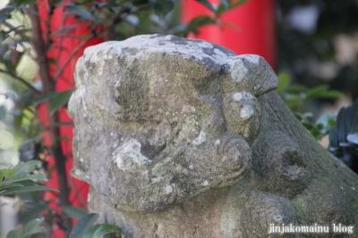 勝利八幡神社(世田谷区桜上水)28