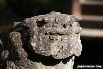 勝利八幡神社(世田谷区桜上水)29