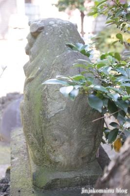 勝利八幡神社(世田谷区桜上水)23