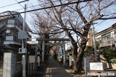 田畑神社(世田谷区荻窪)1