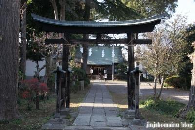田畑神社(世田谷区荻窪)5