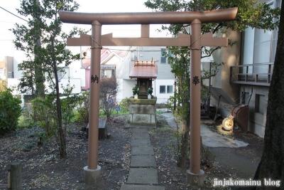 田畑神社(世田谷区荻窪)11