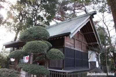 田畑神社(世田谷区荻窪)12