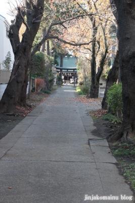 田畑神社(世田谷区荻窪)4