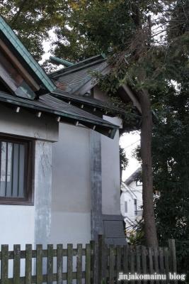 田畑神社(世田谷区荻窪)13