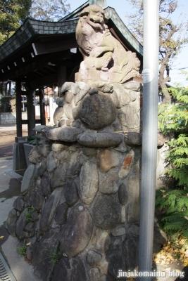 成宗須賀神社(世田谷区成田西)15