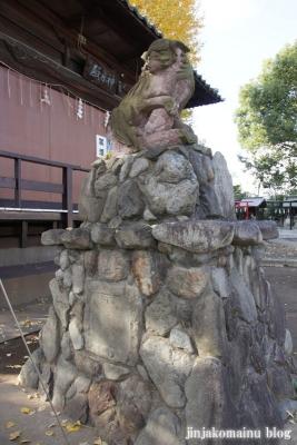 成宗須賀神社(世田谷区成田西)19