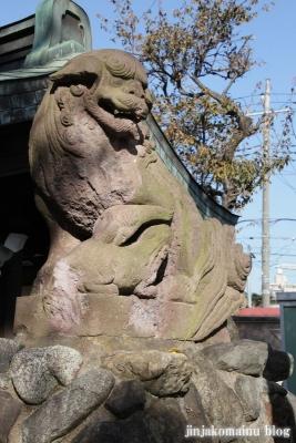成宗須賀神社(世田谷区成田西)16