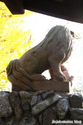 成宗須賀神社(世田谷区成田西)17