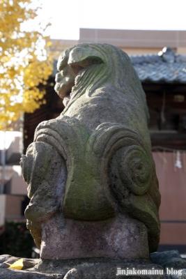 成宗須賀神社(世田谷区成田西)18