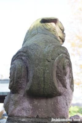 成宗須賀神社(世田谷区成田西)22
