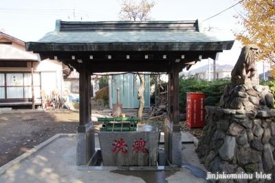 成宗須賀神社(世田谷区成田西)5