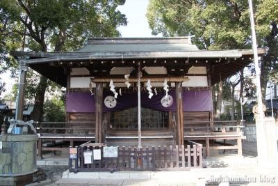 成宗須賀神社(世田谷区成田西)7