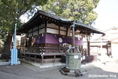成宗須賀神社(世田谷区成田西)9