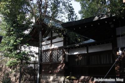 成宗須賀神社(世田谷区成田西)10