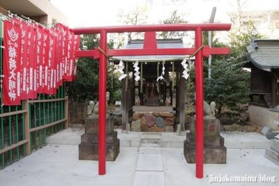 成宗須賀神社(世田谷区成田西)12