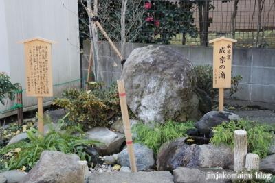 成宗須賀神社(世田谷区成田西)13
