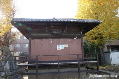 成宗須賀神社(世田谷区成田西)14