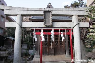成宗須賀神社(世田谷区成田西)28
