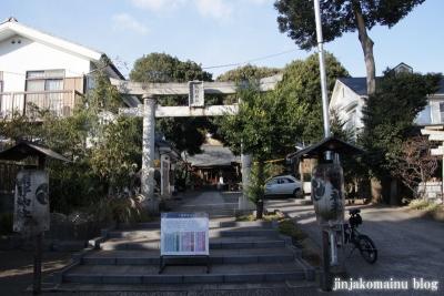 天沼熊野神社(杉並区天沼)1