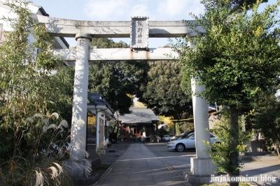 天沼熊野神社(杉並区天沼)2