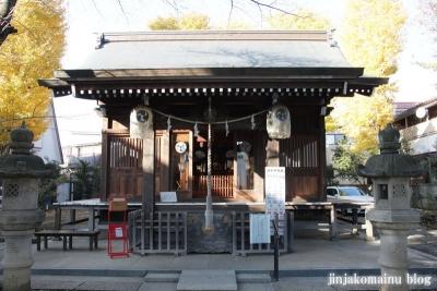 天沼熊野神社(杉並区天沼)6