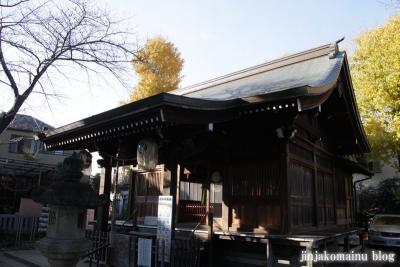 天沼熊野神社(杉並区天沼)7