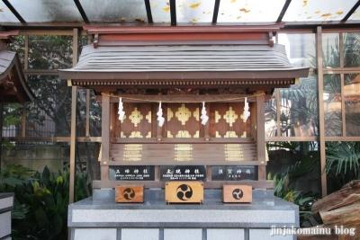 天沼熊野神社(杉並区天沼)10