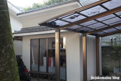 天沼熊野神社(杉並区天沼)14