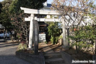 天沼熊野神社(杉並区天沼)15