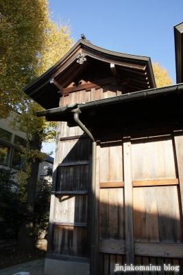 天沼熊野神社(杉並区天沼)9