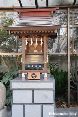 天沼熊野神社(杉並区天沼)11