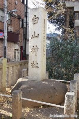 荻窪白山神社(杉並区上荻)3