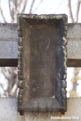 荻窪白山神社(杉並区上荻)5