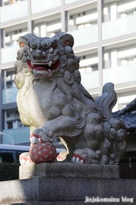 荻窪白山神社(杉並区上荻)10