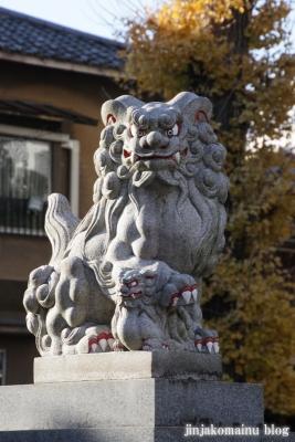 荻窪白山神社(杉並区上荻)11