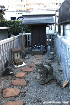 荻窪白山神社(杉並区上荻)24