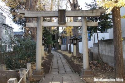 荻窪白山神社(杉並区上荻)4
