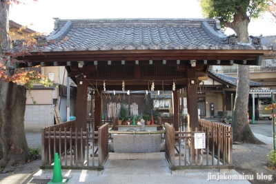 荻窪白山神社(杉並区上荻)8