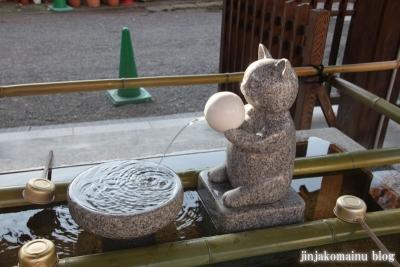 荻窪白山神社(杉並区上荻)9